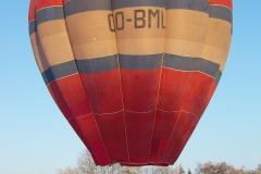 OO-BML<br/>Type: Cameron O-56 / Cn: 31 / BJ: 1972
