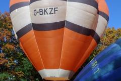 G-BKZF<br/>Type: Cameron V-56 / Cn: 246 / BJ: 1976